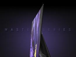 旗灵-索尼4K液晶电视机 A9F&Z9F网页设计