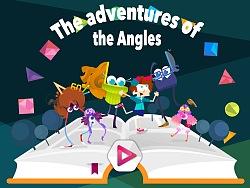 原创儿童绘本故事《The adventures of the Angles》