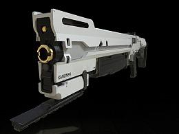 G2T--77科幻枪