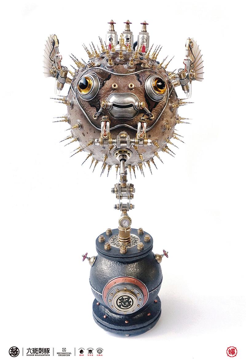 查看《愤怒的毒物 —— 机械小刺鲀!》原图,原图尺寸:800x1182