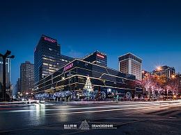 西安SKP - 夜景照明