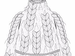 毛衣织物质感的icon