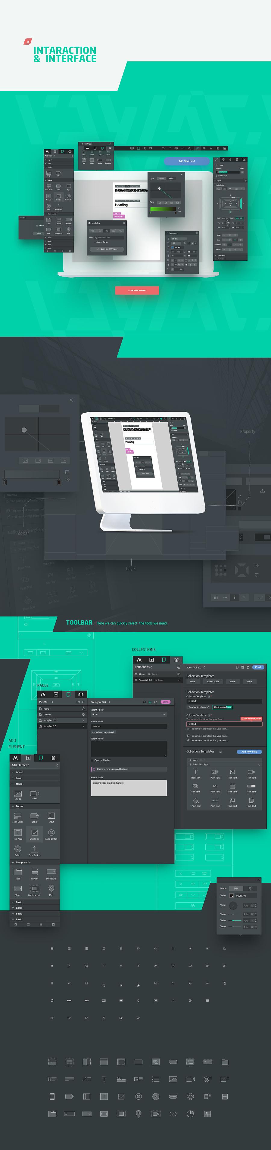 查看《| UI/UX | MICA Platform Design》原图,原图尺寸:1400x5943