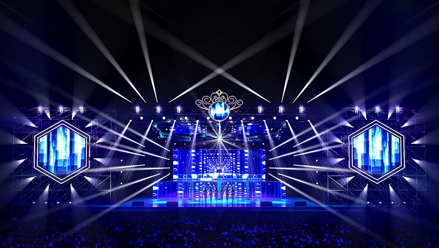 tara2014上海演唱会 图片合集