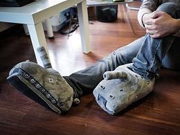 毛绒拖鞋设计-军武次位面
