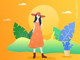 发现美的世界——双美旅行app