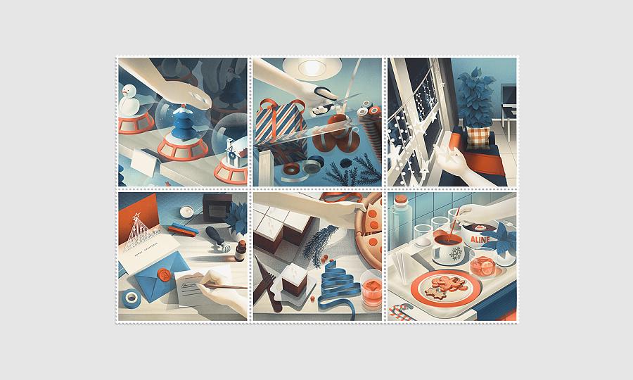 查看《海报练习-|圣诞六部曲|圣诞快乐》原图,原图尺寸:1500x900