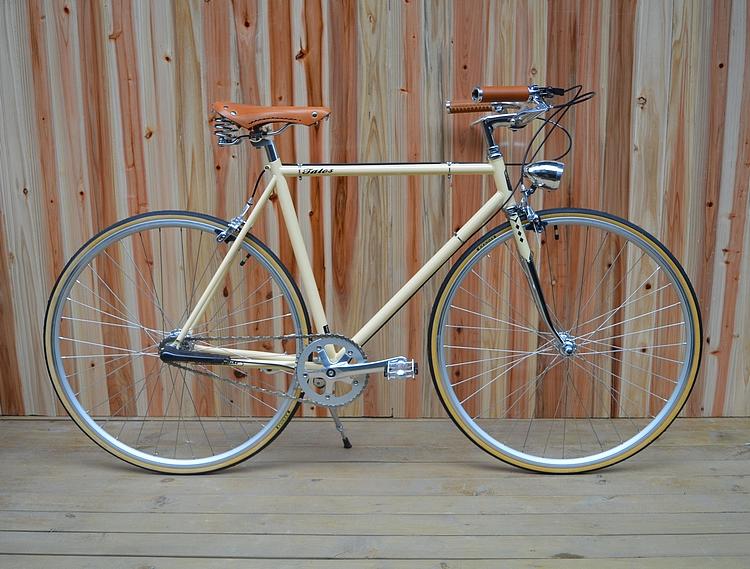 复古自行车|手工艺|工艺品设计|原创复古单车 - 原创