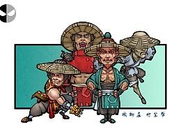 【忠义水浒2】江南篇(六)——榆柳庄