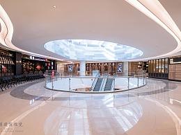 【繁溪建筑摄影】青岛某商业综合体室内空间