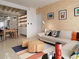 原木北欧增幅家居装修v原木,一个舒适a原木的家!真突击风格队长戒指设计图图片