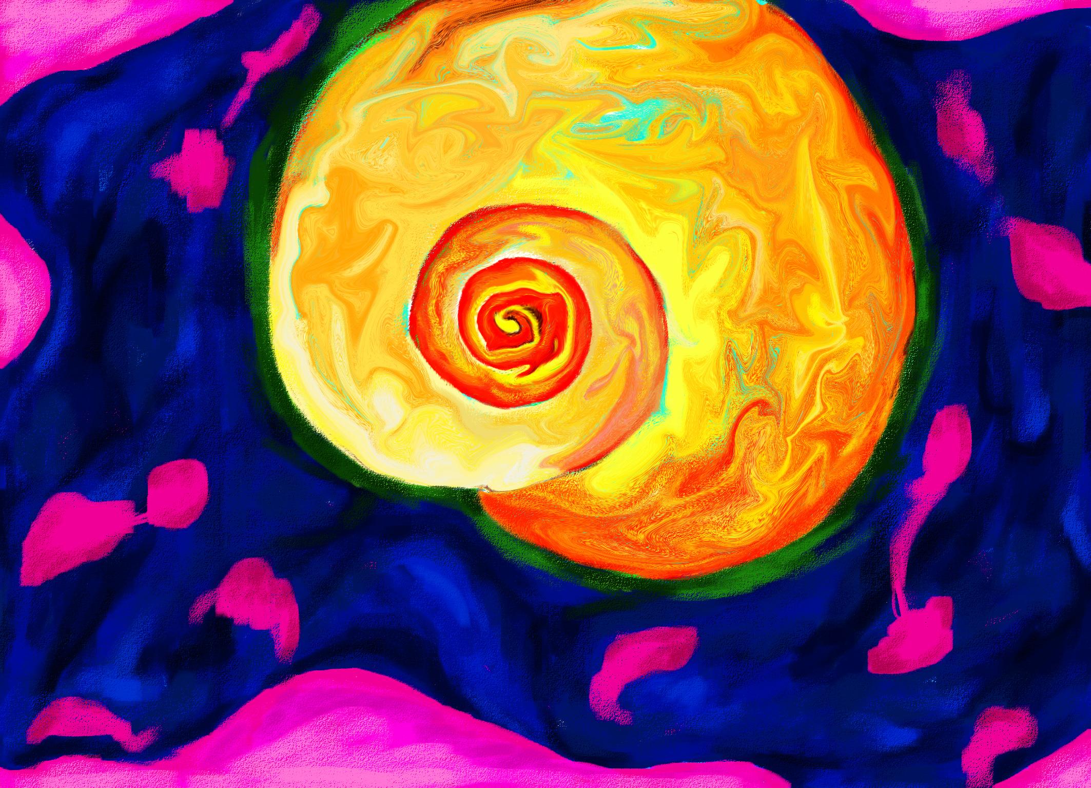 七年级科学蜗牛结构图