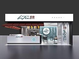 吟茶(奶茶店)全案设计 - 餐饮设计