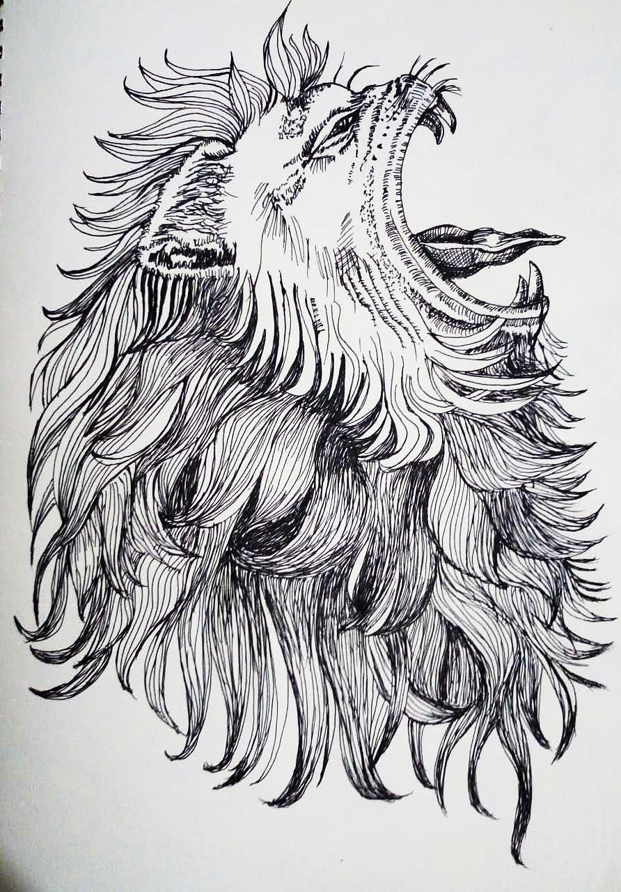 简单的手绘笔画