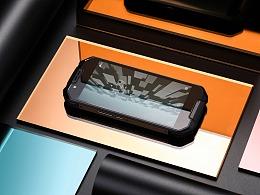 AGM X2 户外三防智能手机 精英版拍摄