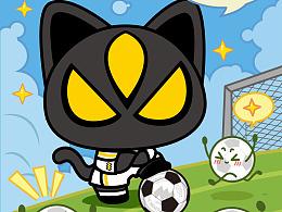 世界杯,一起狂欢,一起捧杯