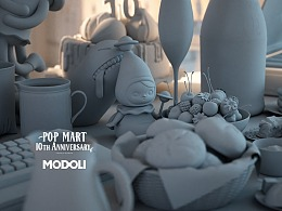 POPMART 10周年视频技术揭秘