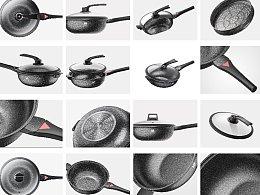 2020年3D产品渲染小集(三)光和质感-Blender造