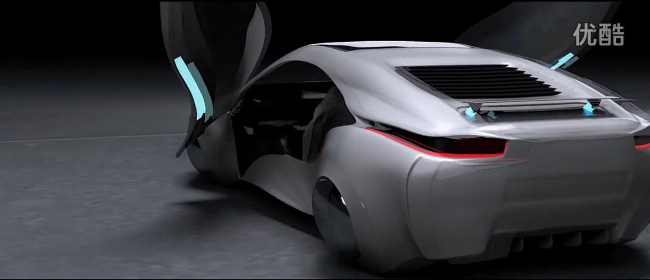 GTS造型来源于鲨鱼,采用四球驱动和电磁制动系统。车身配备了不会对环境造成污染的氢燃料电池,不但使用寿命长,且行车路程远。前部引擎盖采用了具有可塑性的聚亚安酯涂层莱卡材料。它的诞生不仅是一个代步工具,也象征着传统汽车向智能化时代的迈进。 新浪微博:@马杰_Exploration