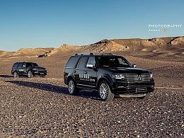 汽车摄影-林肯·领航员探秘大美新疆