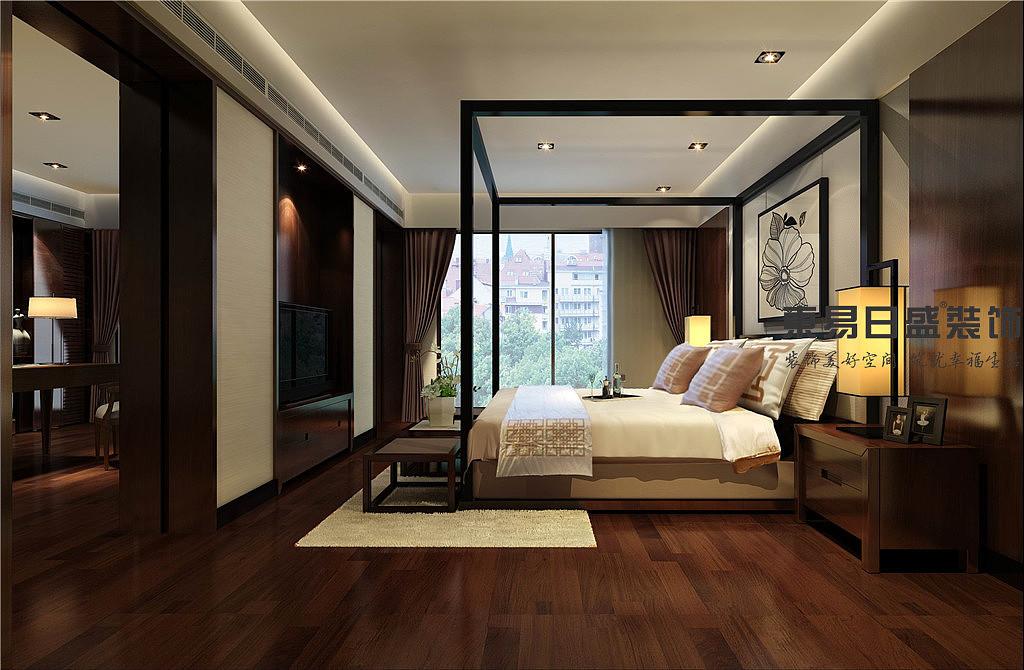 500㎡新中式别墅装修效果图图片