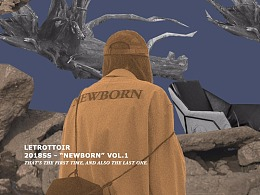 "LETROTTOIR 18SS ""NEWBORN"" VOL.1"