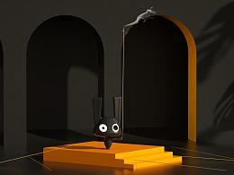米凯伦文创品牌设计————子非乌鸦