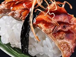 如何手绘一枚寿司