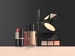 新轻奢彩妆-品牌产品设计