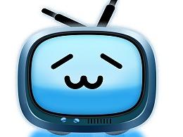 临摹的一个小电视
