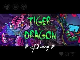 TIGER & DRAGON