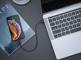 C4D苹果渲染