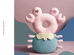 母婴摄影 - 宝宝安抚布偶玩具 I 十月结晶 X 当下视觉
