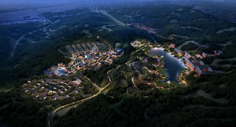 成都山地旅游规划设计/温泉旅游/乡村旅游/体育旅游