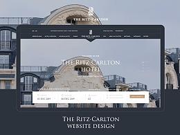 The Ritz-Carlton丨香港丽思卡尔顿酒店官网设计