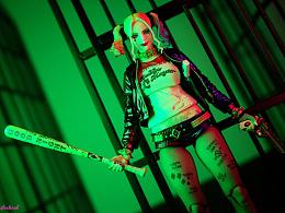 Mafex 自杀小队 小丑女 Harley Quinn 