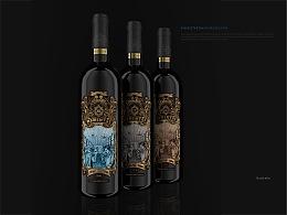 【时光之梦MOMENTOS】澳大利亚红酒包装