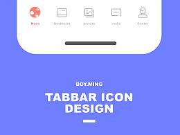 100个Tabbar图标设计