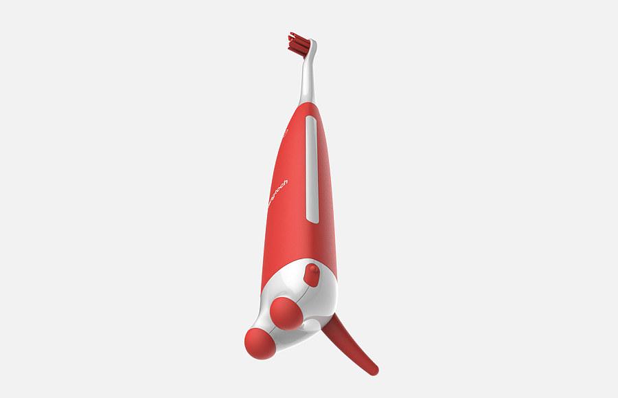 电动牙刷id设计-10^n设计