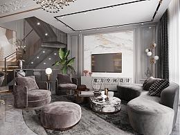 【魔方】意式轻奢•上海别墅项目