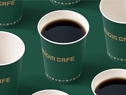 ORIGIN CAFE | 咖啡品牌视觉设计