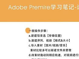 Adobe Premire 使用教程