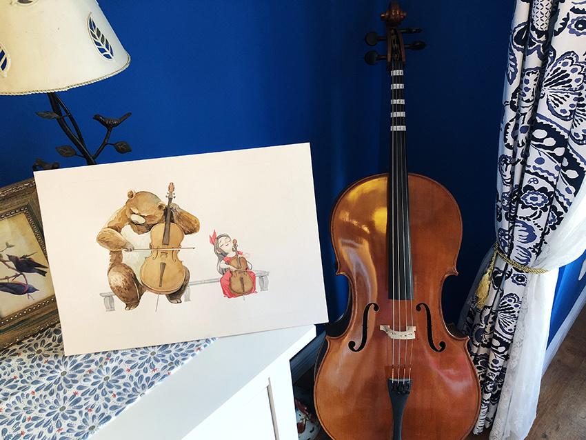 大提琴双重奏
