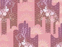   纺 织 品 图 案 设 计  