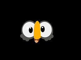 可爱猫头鹰