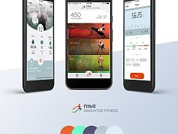 fitbill app ui