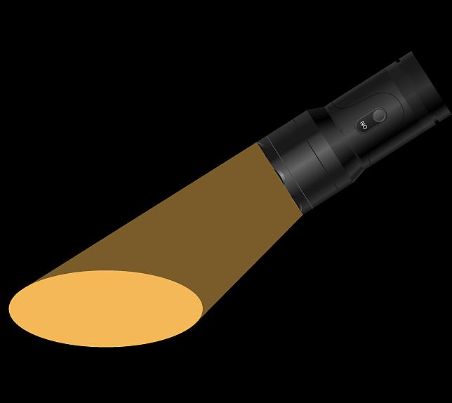 自制手电筒|工业/产品|生活用