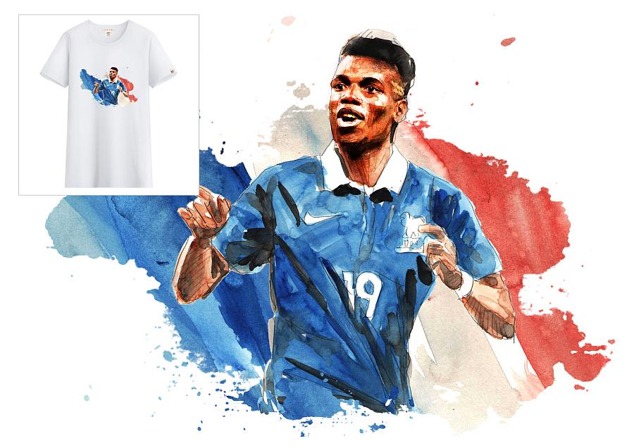 查看《欧洲杯T恤》原图,原图尺寸:3508x2480