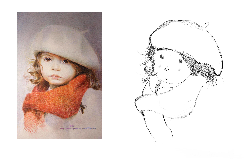 原创作品:手绘-手绘板插画初级学习
