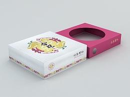 千年野红《合抱》礼盒